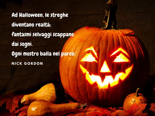 aforismi su halloween