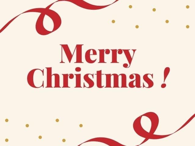 buon natale buon anno in inglese
