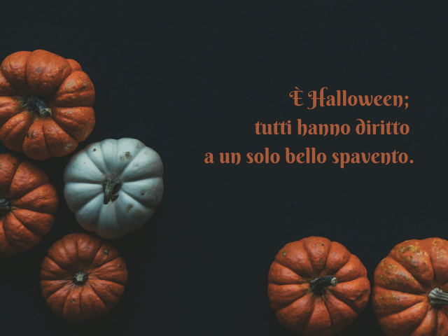 frasi divertenti su halloween