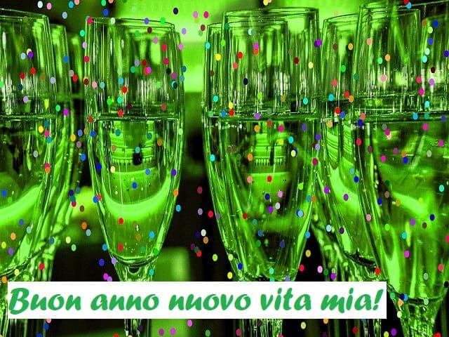 auguri di buon anno amore