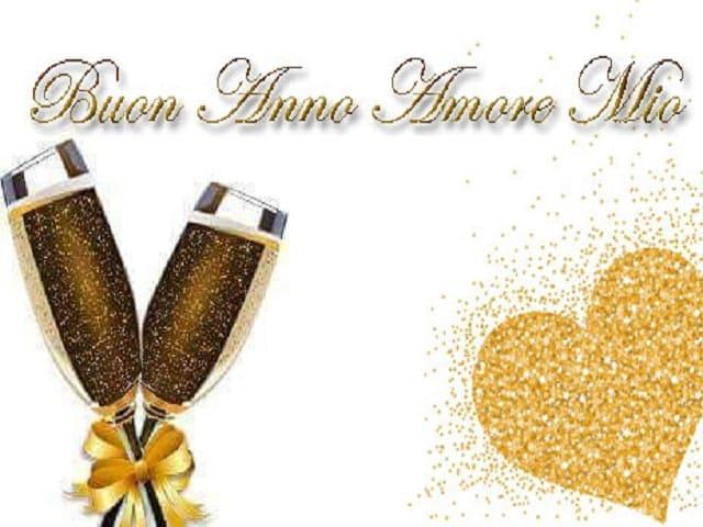 auguri di buon anno romantici