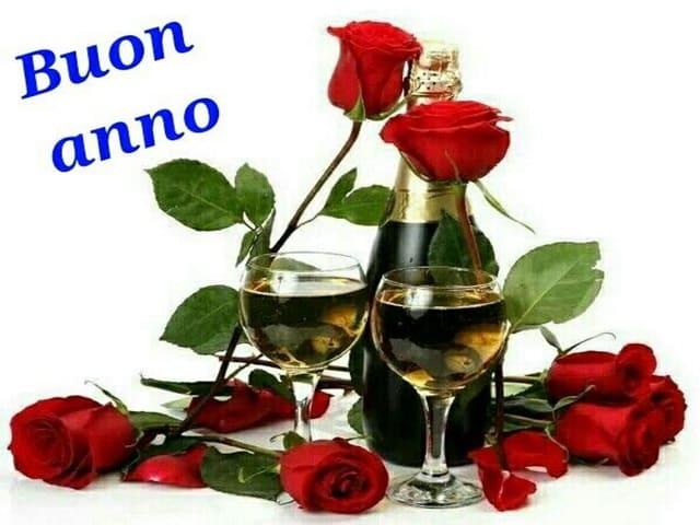 auguri romantici di buon anno