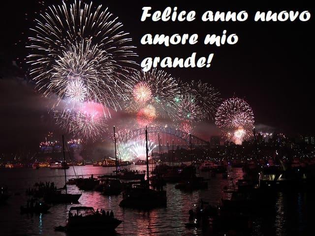 buon anno nuovo amore mio
