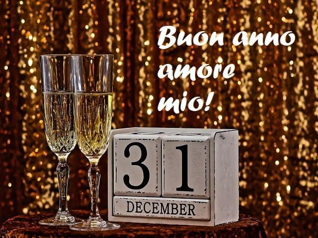 frasi di buon anno amore