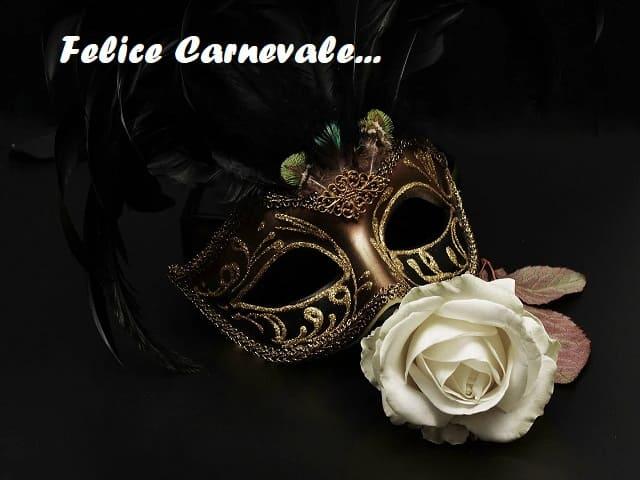 foto di carnevale maschere