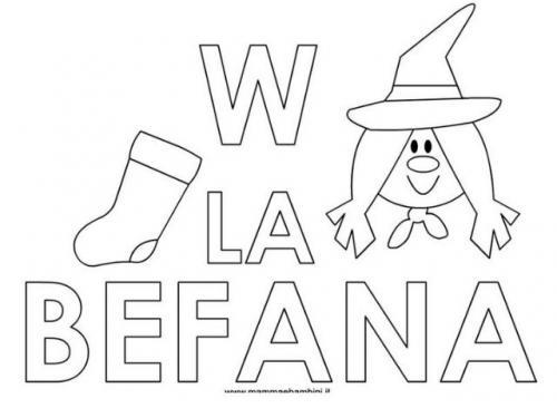 w la Befana